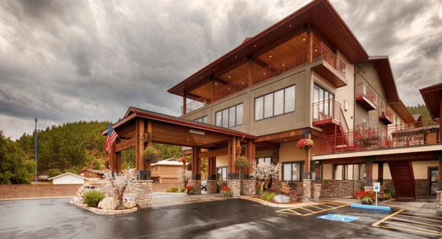 kalispell montana hotel